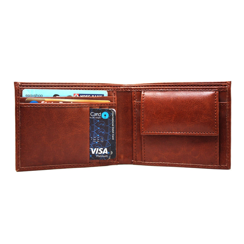 Mens black wallet-gowma_non_leather