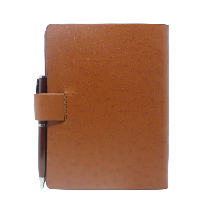 Diary - Premium undated organizer with pen - Gowma Non Leather Pvt Ltd