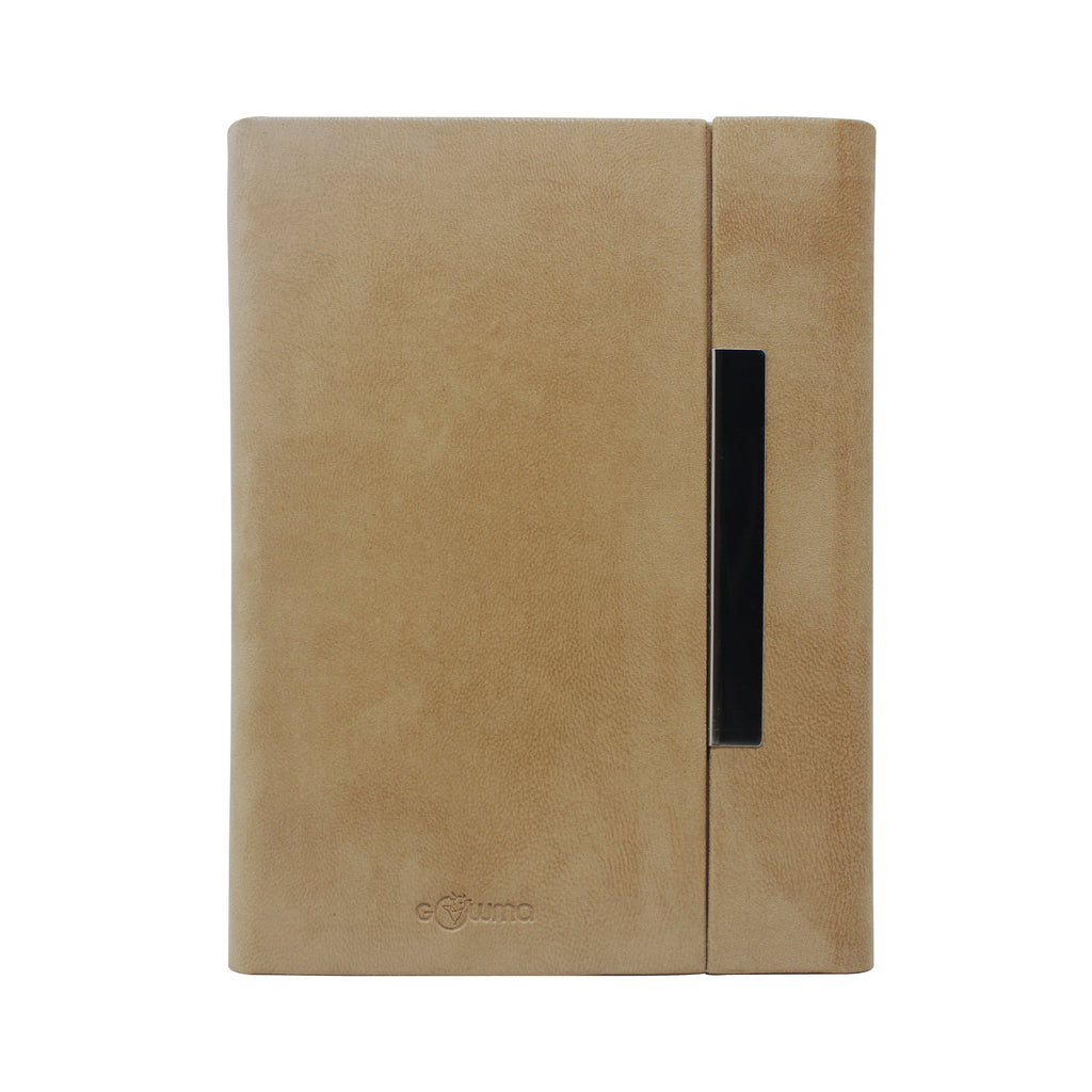 Diary - A5 magnetic - Camel