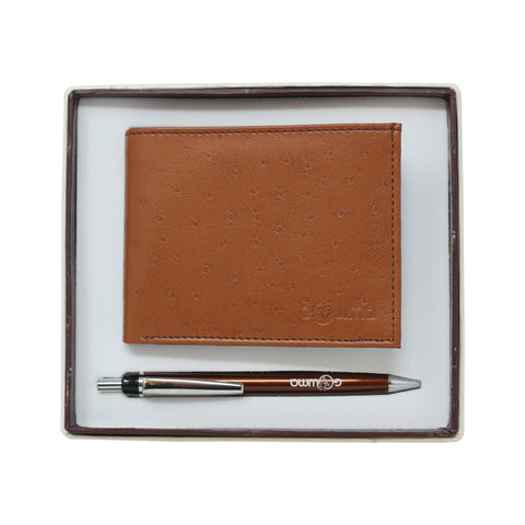 Gift Set (4 in 1) - Brown