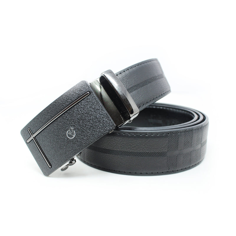 Belt - Black - Gowma Non Leather Pvt Ltd