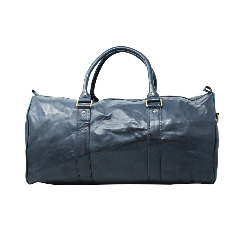 Duffle Bag - Black - Gowma Non Leather Pvt Ltd