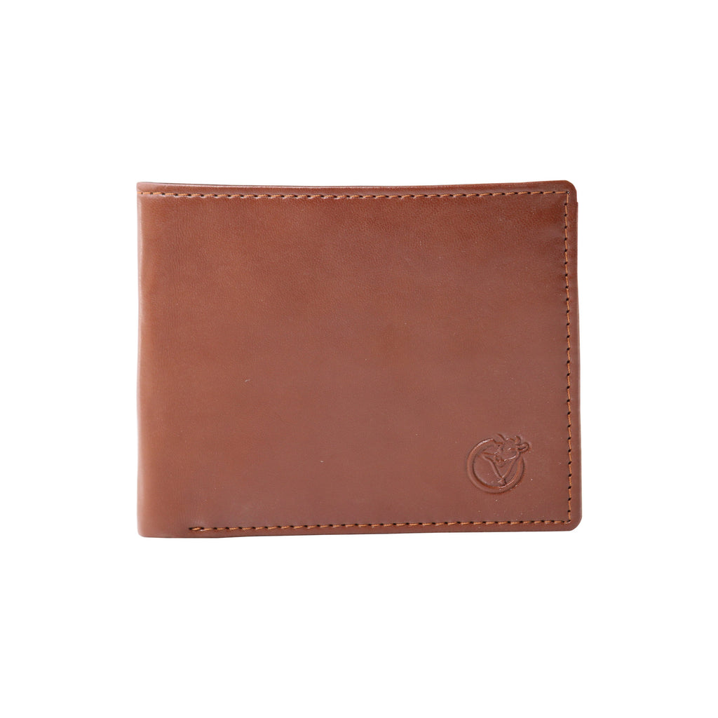 Glossy Wallet Tan Color-gowma_non_leather