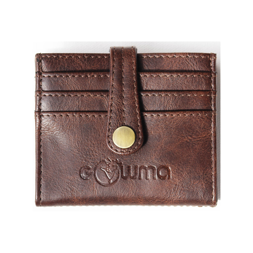 Front clip card holder-gowma_non_leather