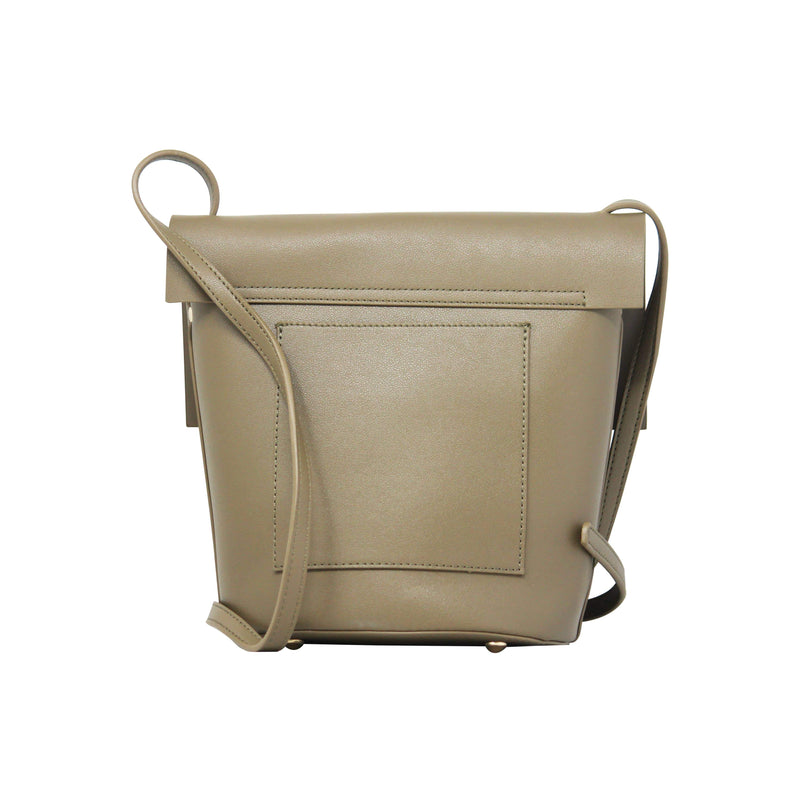 Rounded Combo Sling Bag-gowma_non_leather