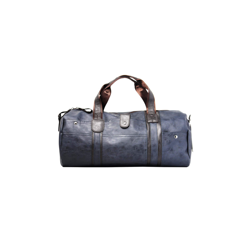 Smart Duffle Bag - Blue-gowma_non_leather