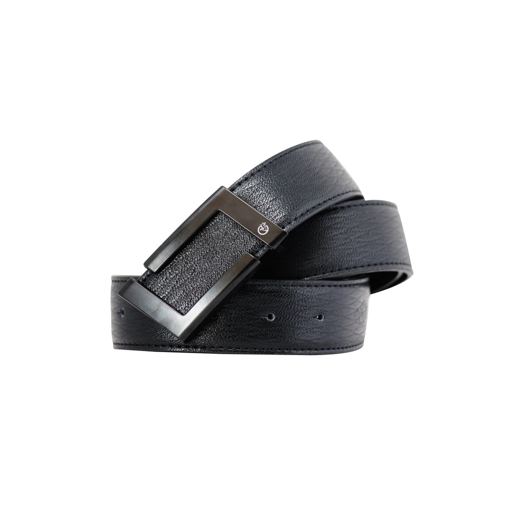 Belt (UD) - Black-gowma_non_leather