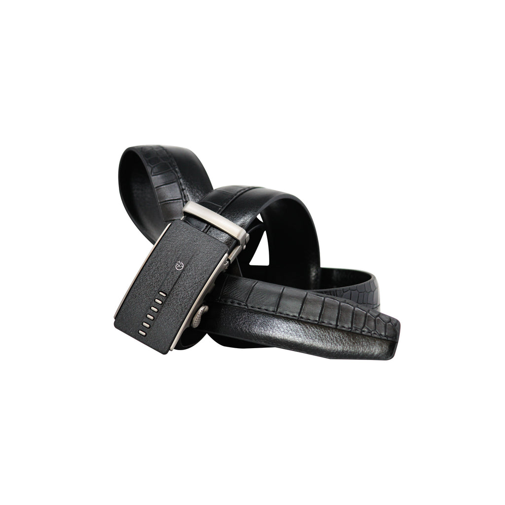 Designer Belt (Gray-B)-gowma_non_leather