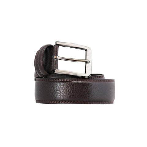 Belt  - Reversable Buckle - Gold