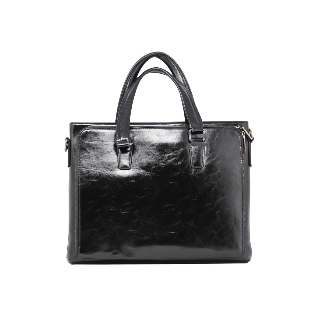 Laptop Bag (SQ-Black)-gowma_non_leather