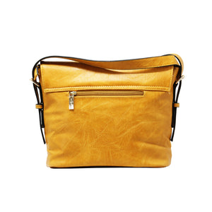 Sling bag(SB) - Yellow - Gowma Non Leather Pvt Ltd