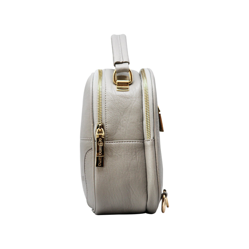 Sling Cum Handle Bag Backpack (RS-Gray)-gowma_non_leather