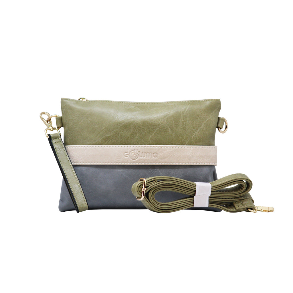 Sling Bag (TS-Green)-gowma_non_leather