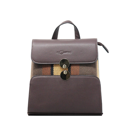 Handbag (ZS-Navy Coffee)