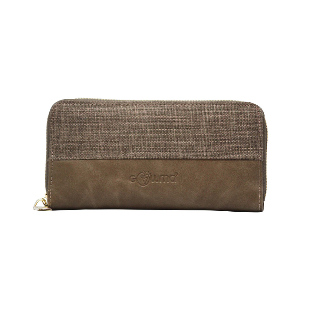 Clutch (FP-Brown) - Gowma Non Leather Pvt Ltd