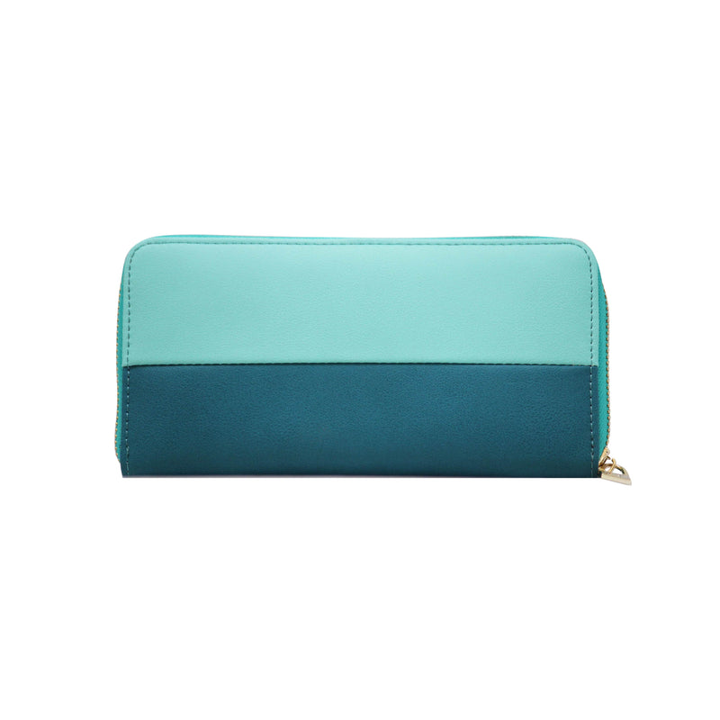 Clutch (DC- Blue) - Wallet - Gowma Non Leather Pvt Ltd