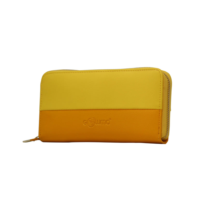 Clutch (DC - Yellow) - Wallet