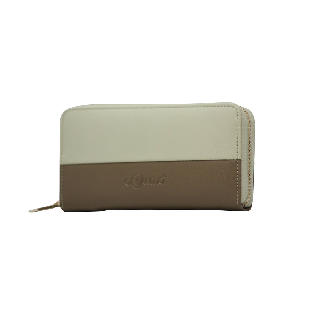 Clutch (DC - Green) - Wallet - Gowma Non Leather Pvt Ltd