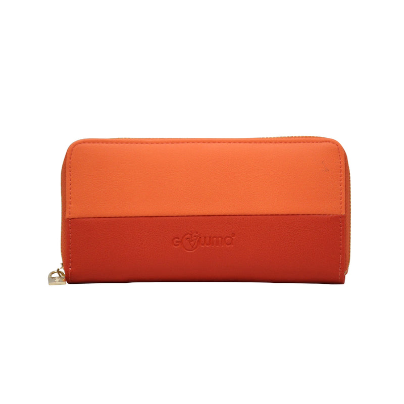 Clutch (DC - Orange) - Wallet