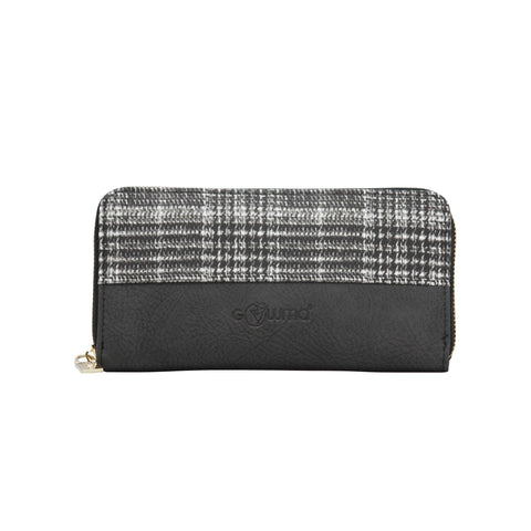 Clutch (DC) - Double color ladies clutch - Green