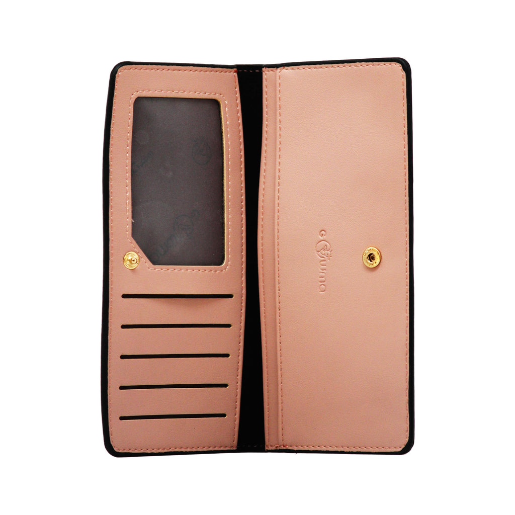 Clutch (TV-Pink) - Gowma Non Leather Pvt Ltd