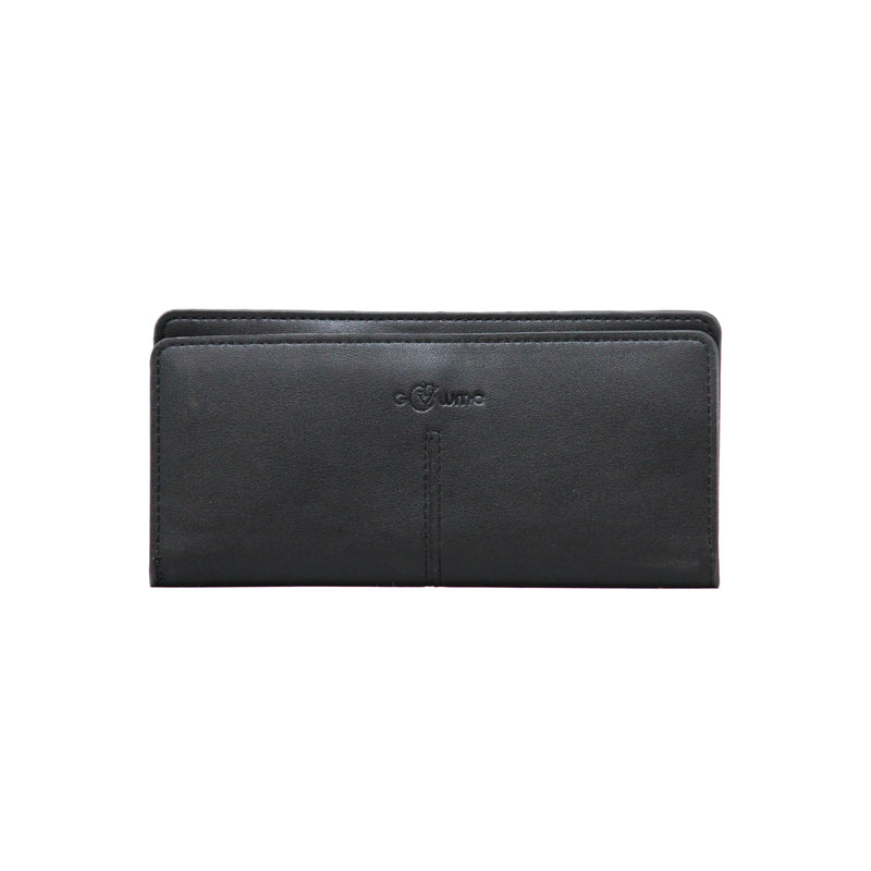 Clutch (TV-Black) - Gowma Non Leather Pvt Ltd