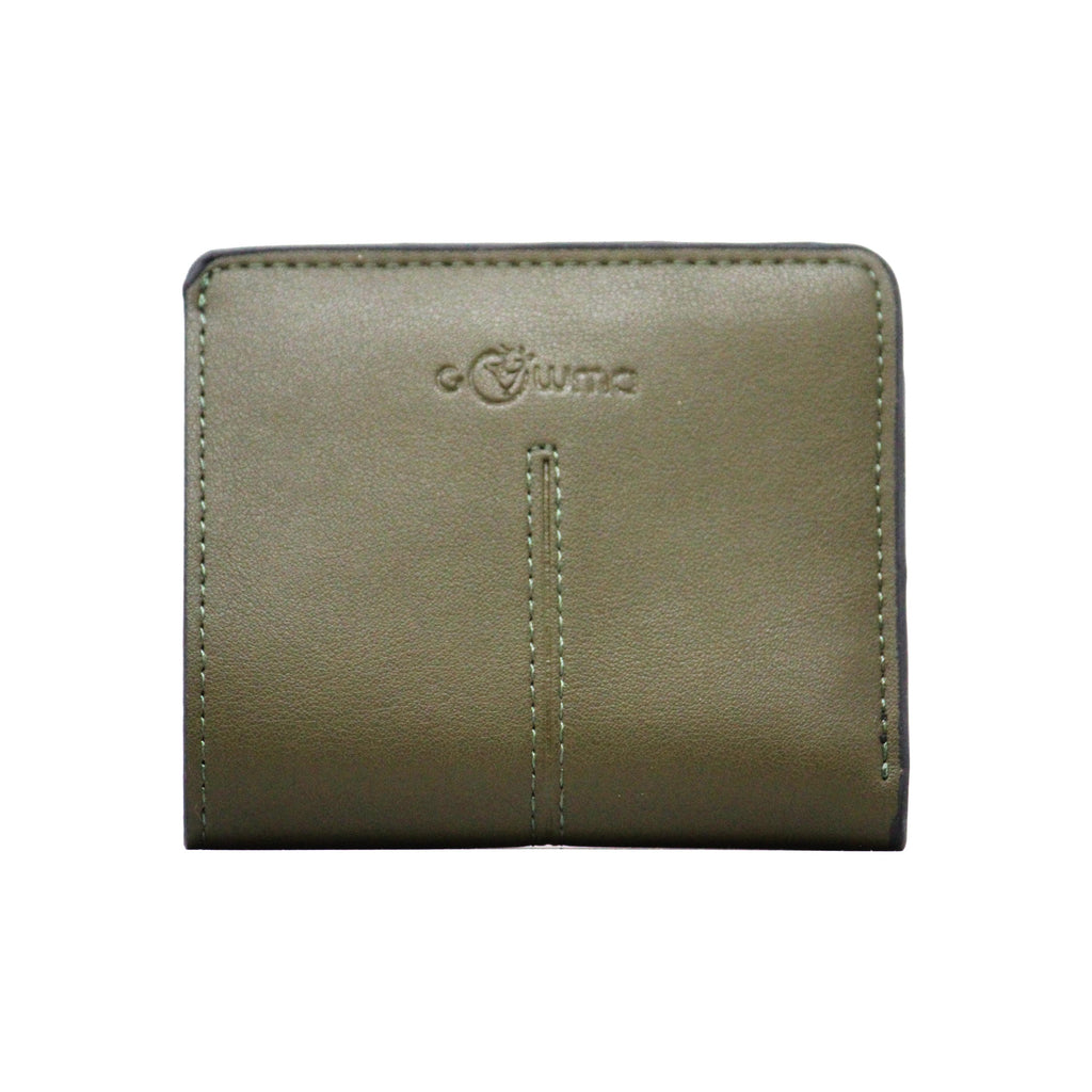 Wallet (BT-Green) - Gowma Non Leather Pvt Ltd