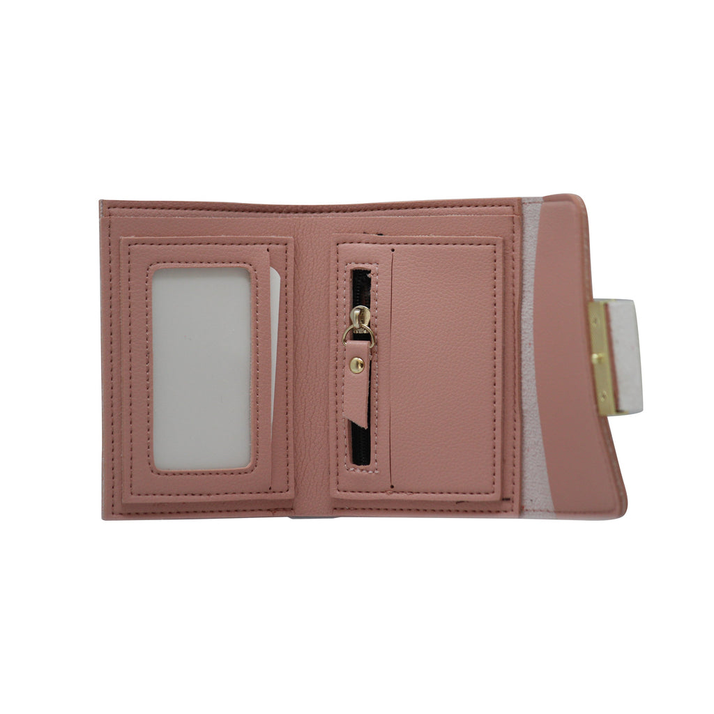 Wallet  - MW( Pink) - Gowma Non Leather Pvt Ltd