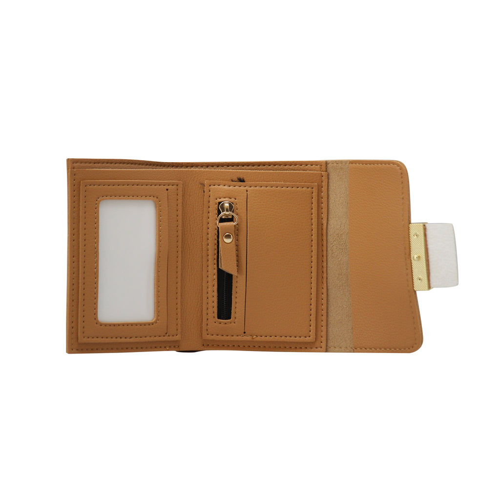 Wallet  - MW( Yellow)