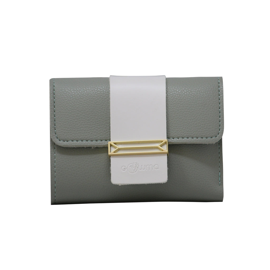 Wallet  - MW( Green) - Gowma Non Leather Pvt Ltd