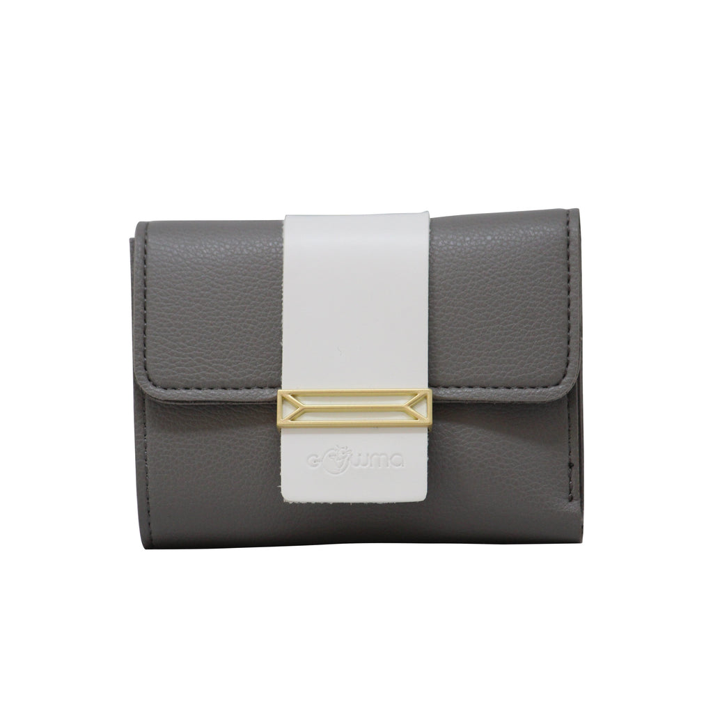 Wallet  - MW( Grey) - Gowma Non Leather Pvt Ltd