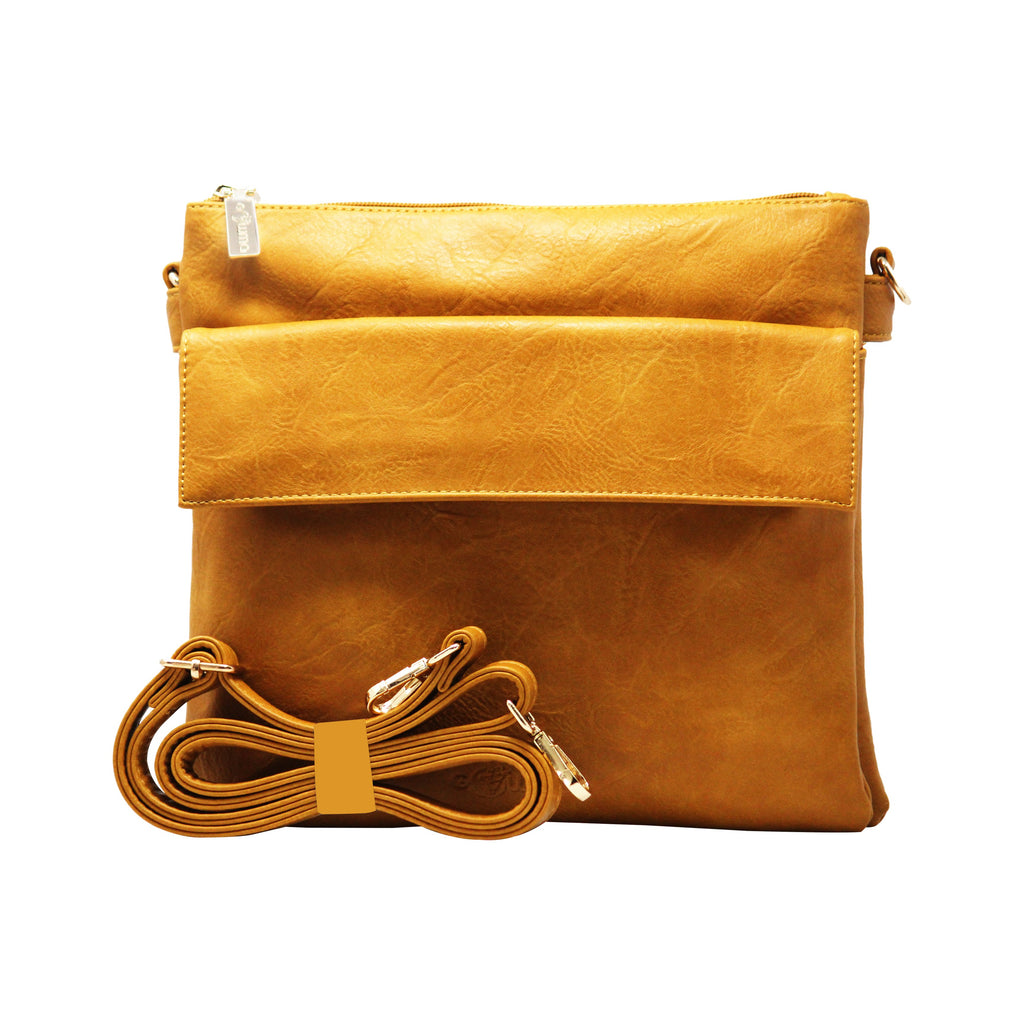 Sling bag FF - Yellow
