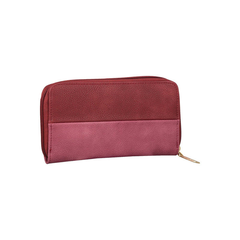 Clutch (LDP-Maroon)-gowma_non_leather