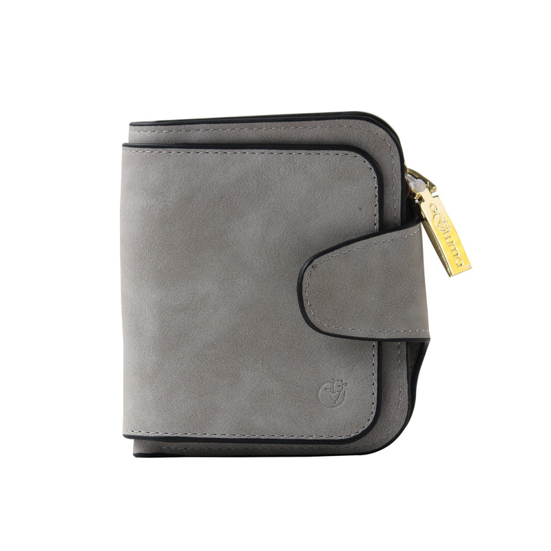Ladies Wallet With Clip-gowma_non_leather