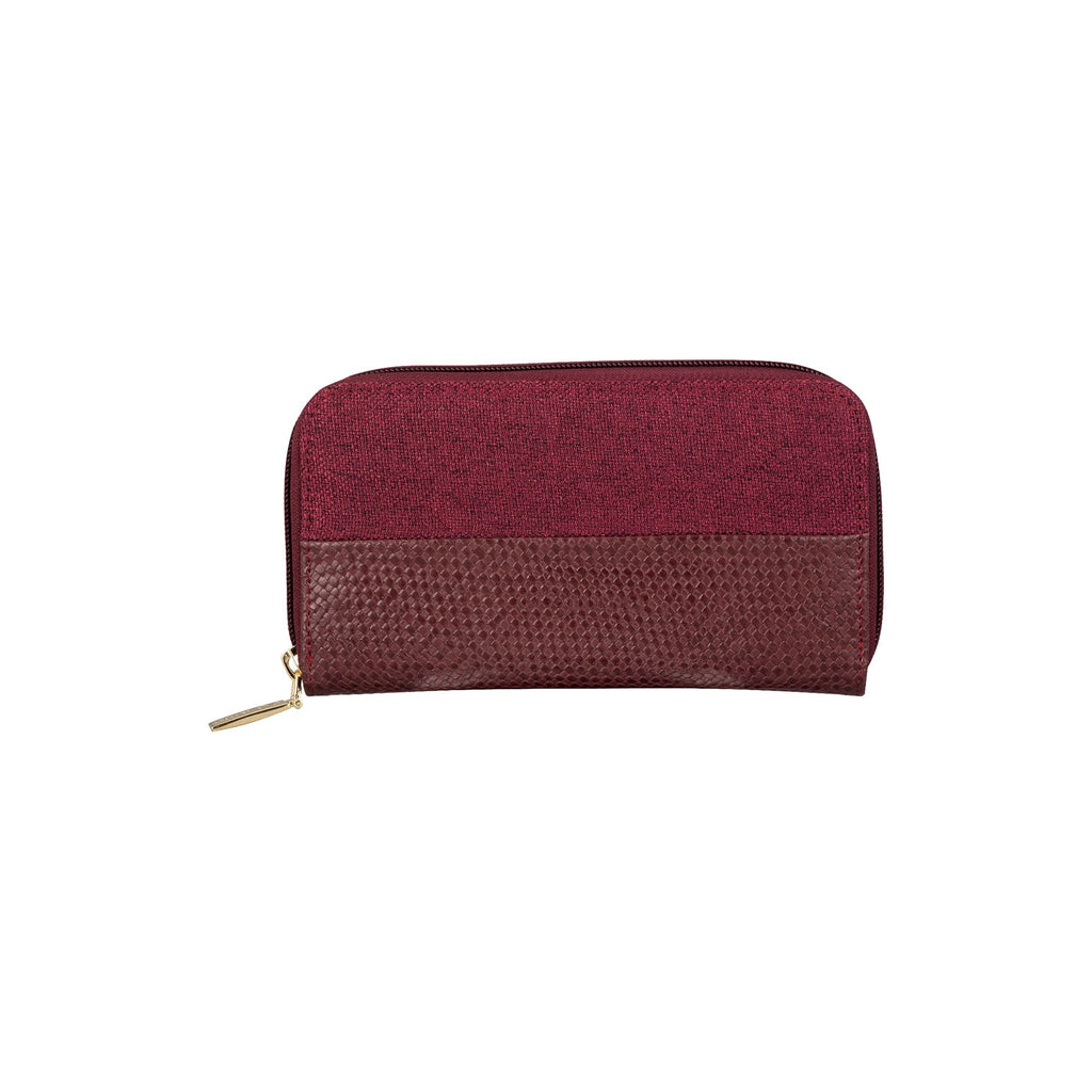 Clutch (PG-Maroon)-gowma_non_leather