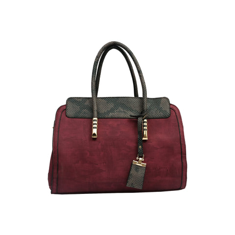 Handbag (VS Red-Black)