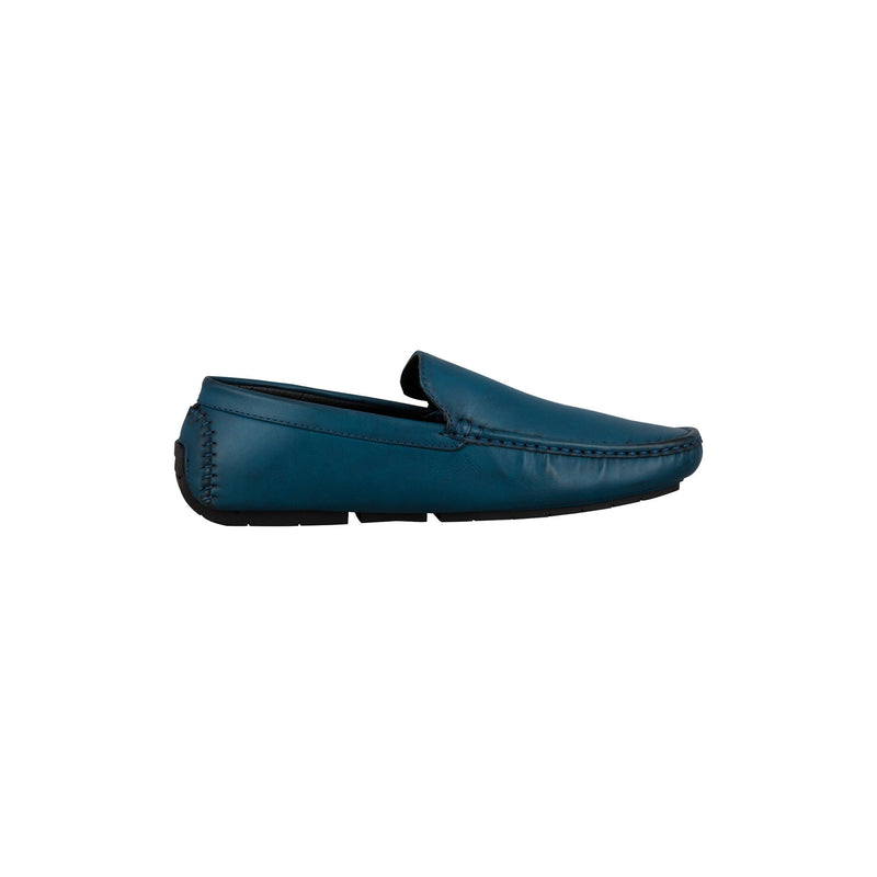 Sober Design Slip-on Shoes (Navy)-gowma_non_leather