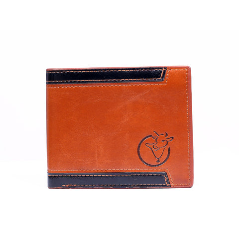 Men's Wallet (DC) Yellow