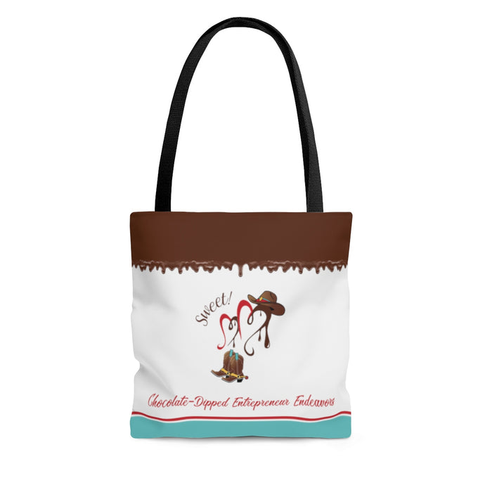 Chocolate-Dipped NACWE Tote Bag