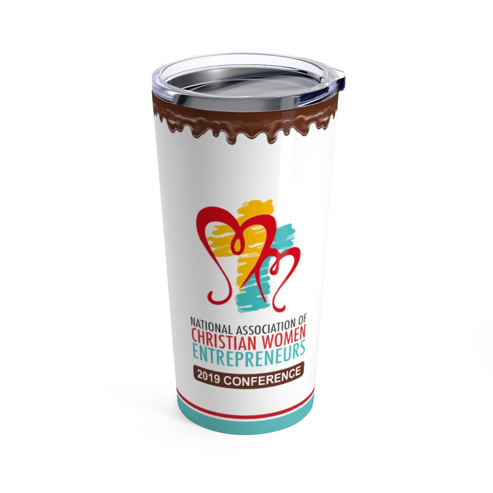 Chocolate-Dipped NACWE Tumbler 20oz
