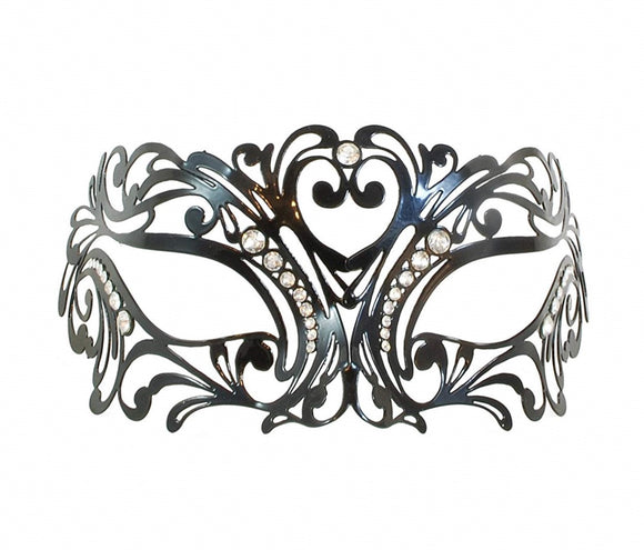 Tattoo Uomo Filigree Mask