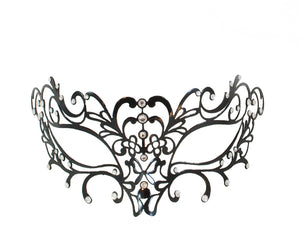 Tattoo Donna Filigree Mask