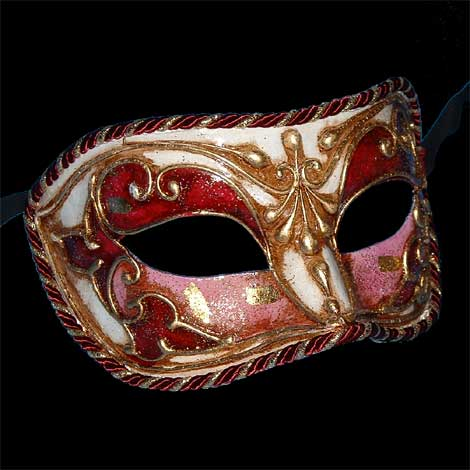 Colombina Cordone Mask