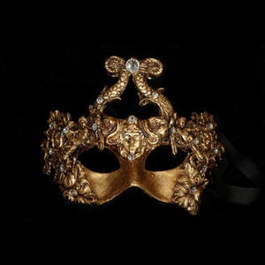 "Colombina ""Baroque"" Mask"