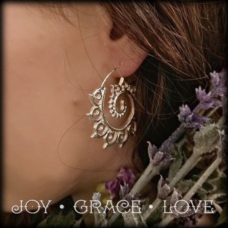 Inner Peace Earrings - 2 Colors
