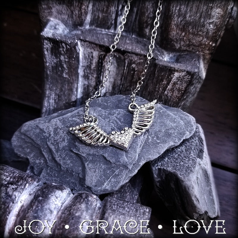 Soar Above Necklace