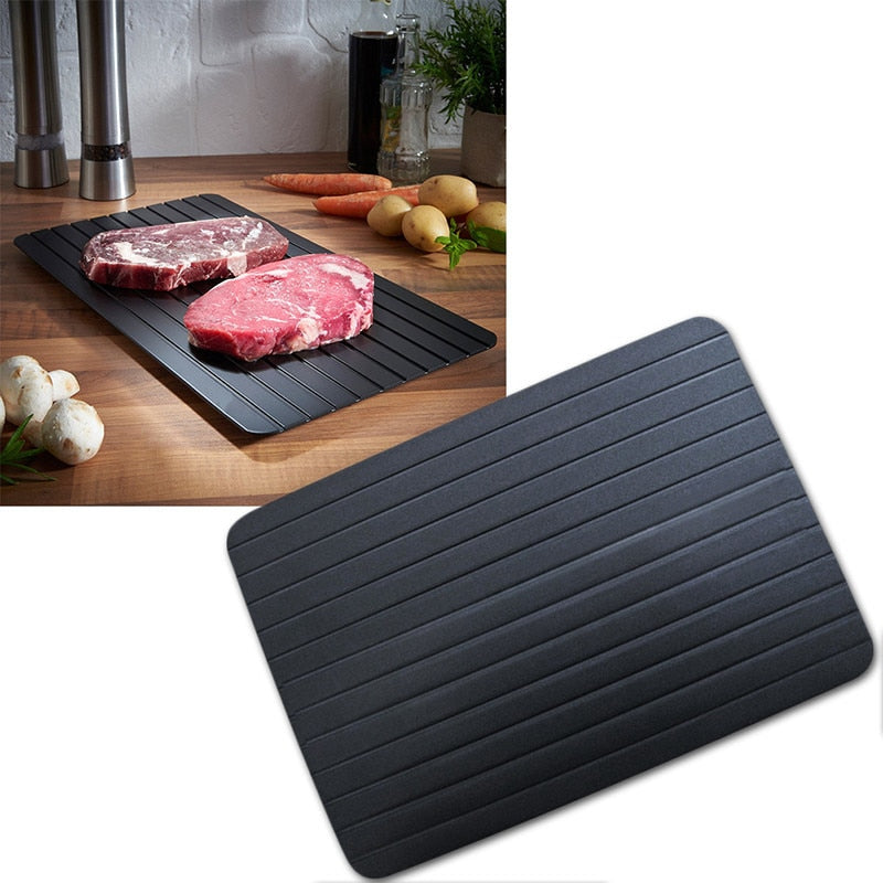 Smart Defrosting Meat/ Fish Tray