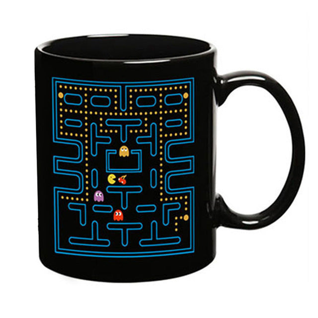 Creative Heat Sensitive Magic Mug