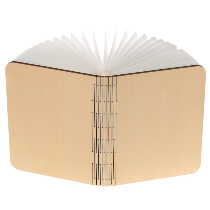 Portable Wireless Folding Book Lamp