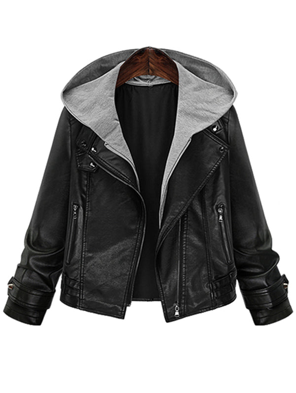 Motorcycle Suit Leather Jacket